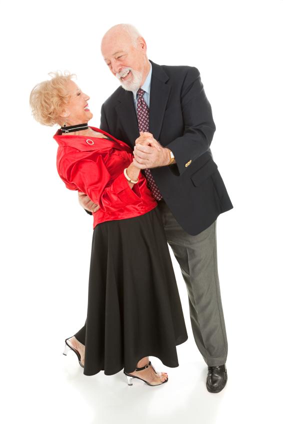 ancianosbailando