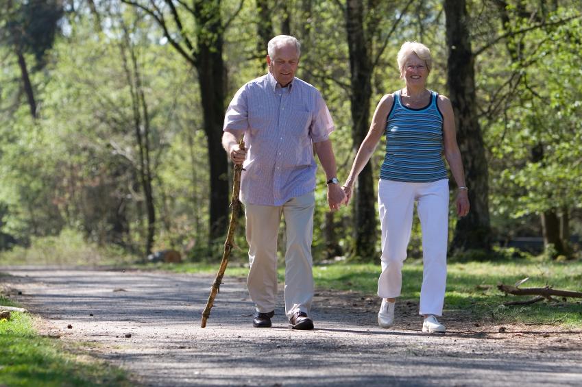 paseos ancianos