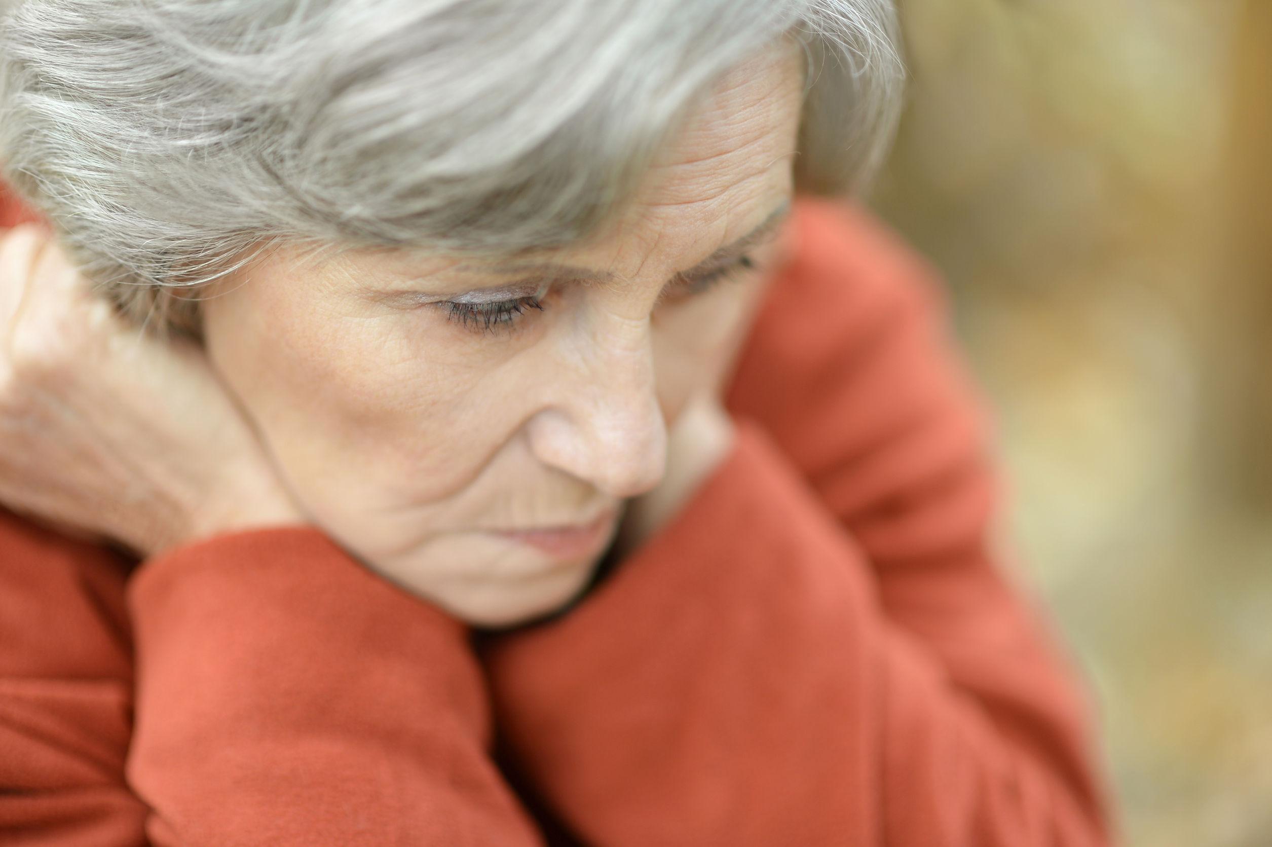 la ansiedad en personas mayores,