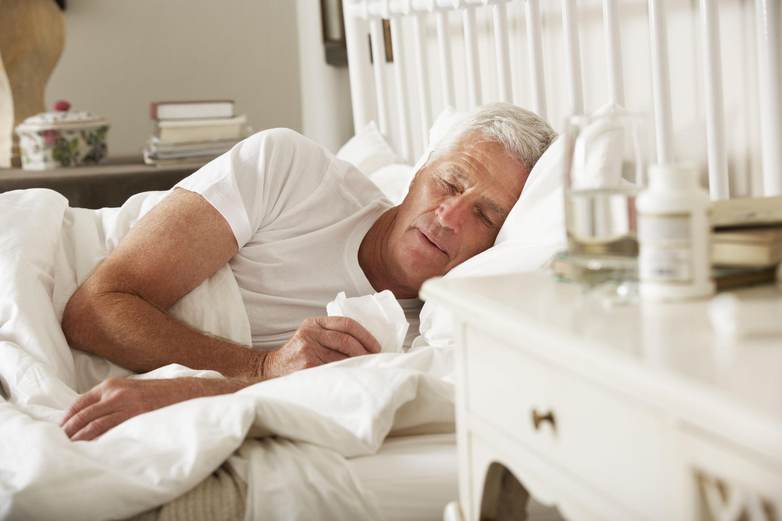 Gripe en personas mayores
