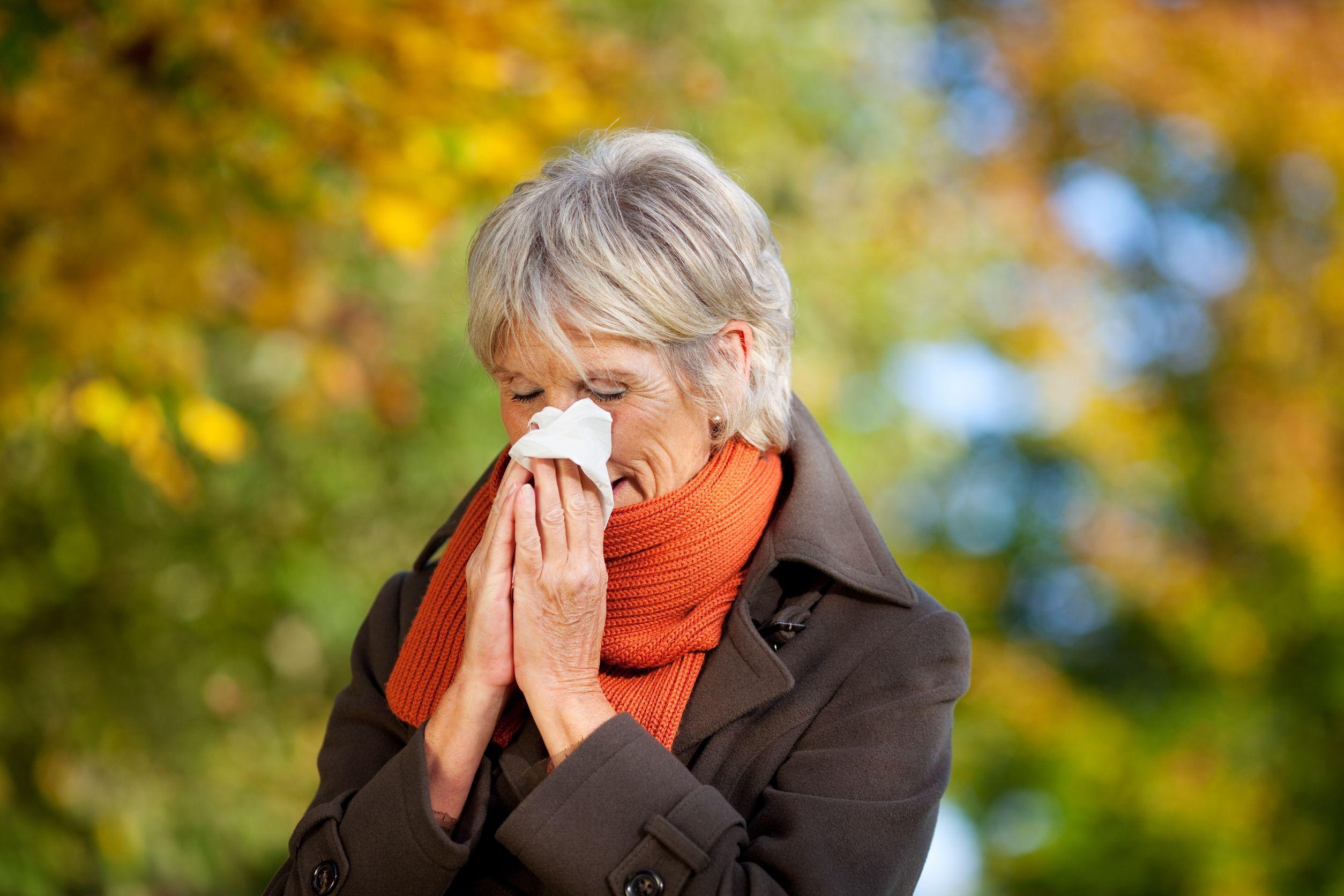 habitos saludables para evitar resfriados en otoño