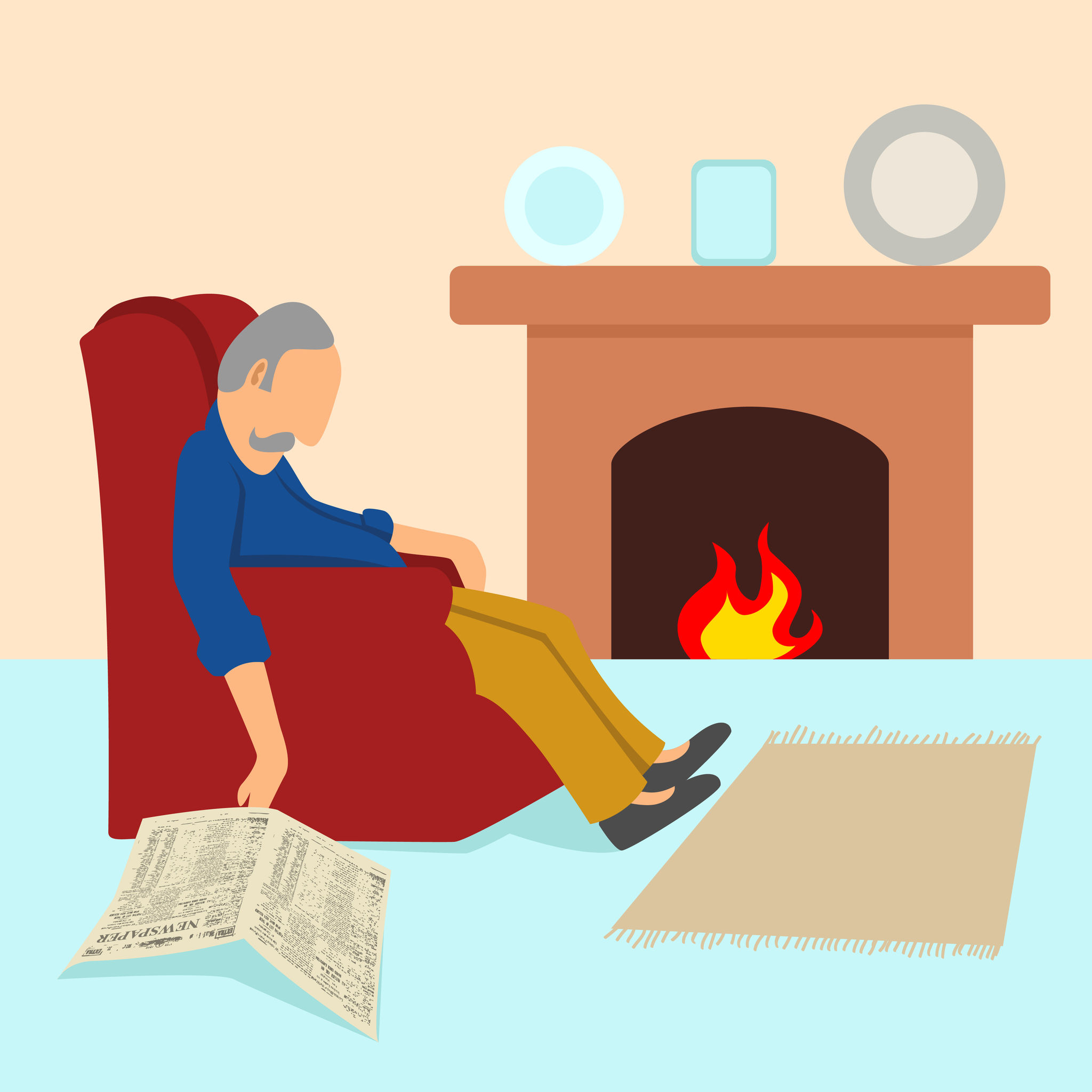 síntomas de cansancio: astenia