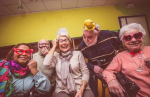 dinámicas de grupos para personas mayores