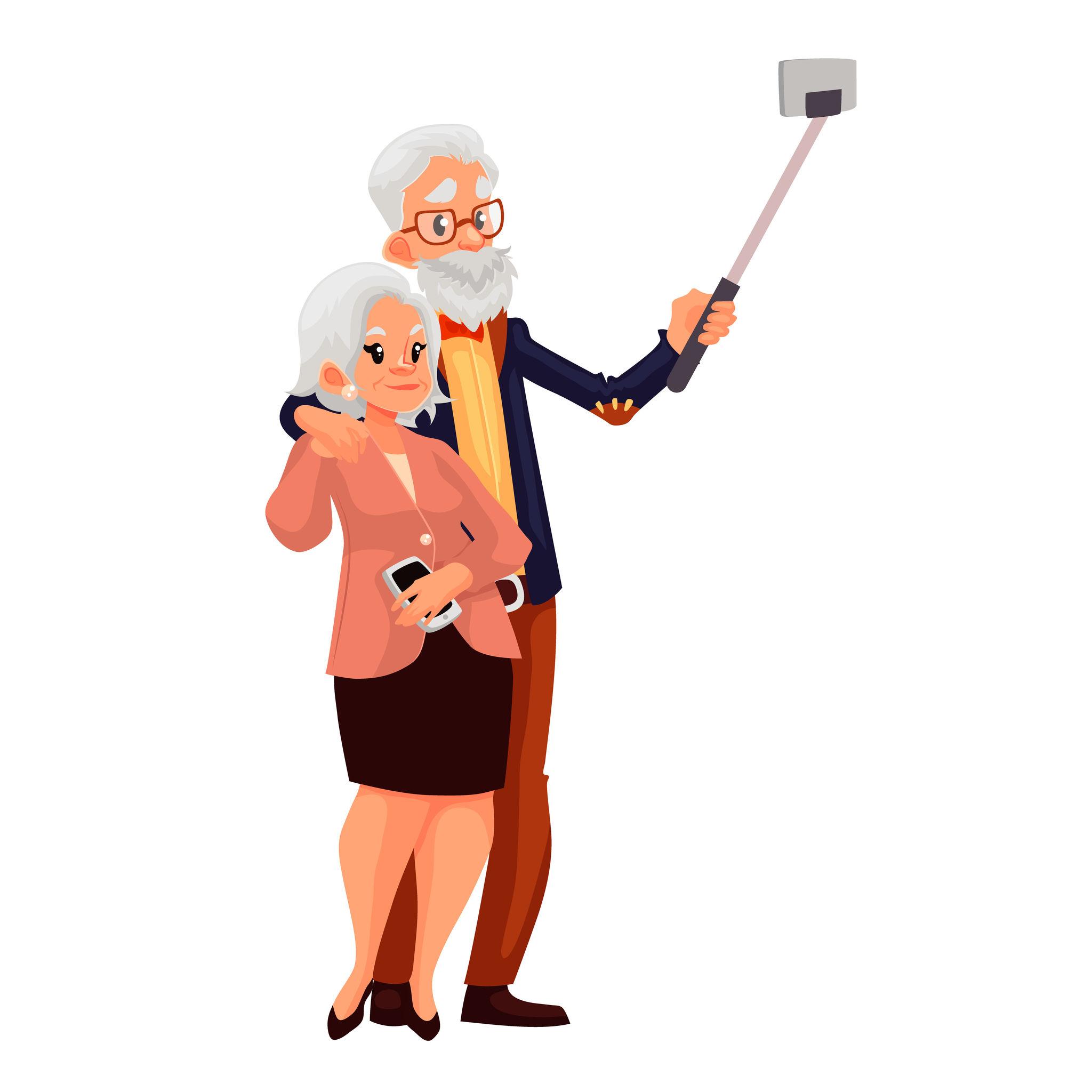 5 cosas que deben tener los móviles para personas mayores