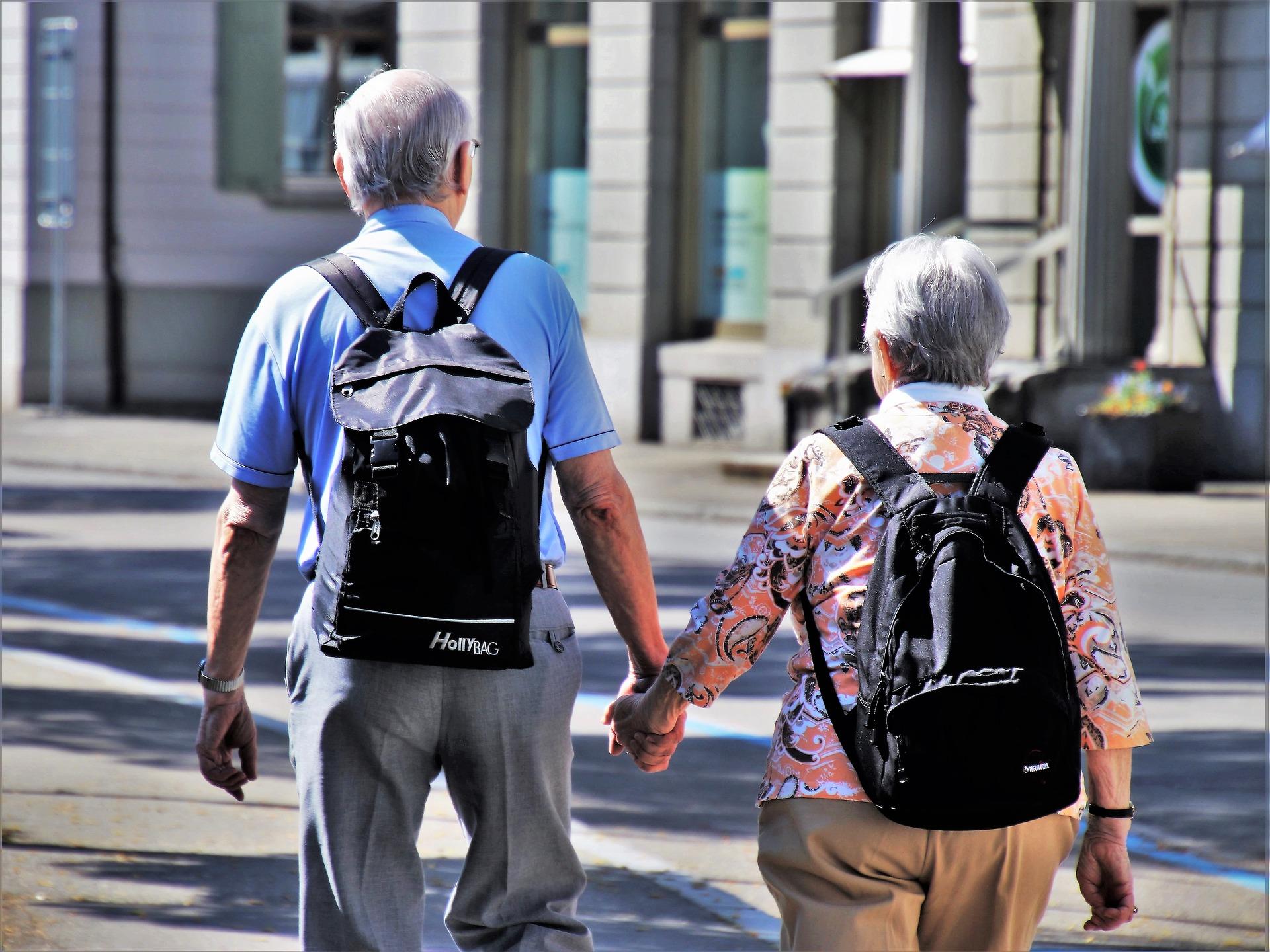 Residencia geriátrica y la soledad en la tercera edad