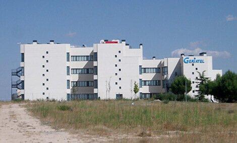 Geriatel - Residencia de ancianos en Madrid